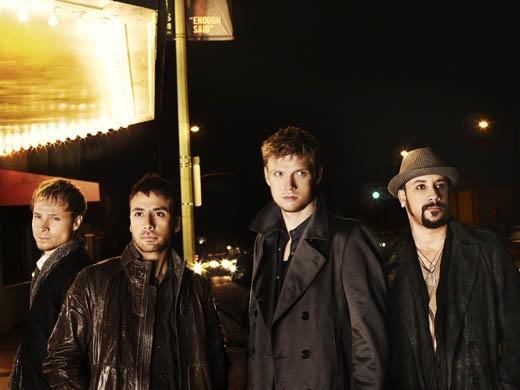 backstreet boys konsert stockholm