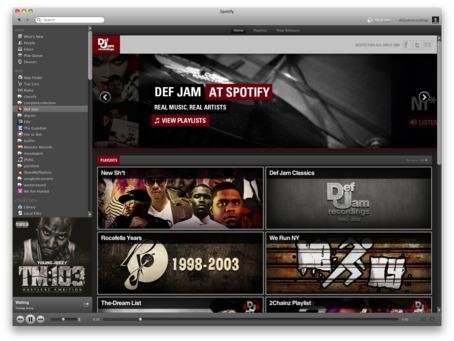def-jam-spotify-app