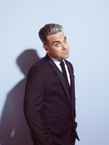 Robbie williams gastar skavlan
