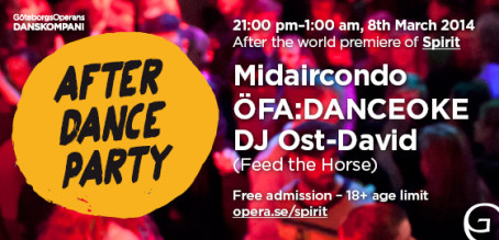 afterdancearty