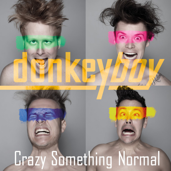 Donkeyboy_Crazy-Something-Normal-utvalgt